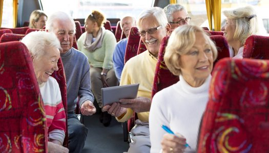 Places to Find Amazing Group Travel Deals for Dynamic Older Adults