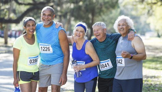 3 Exciting Senior Games That Prove Athletic Competition is Not Just for Kids