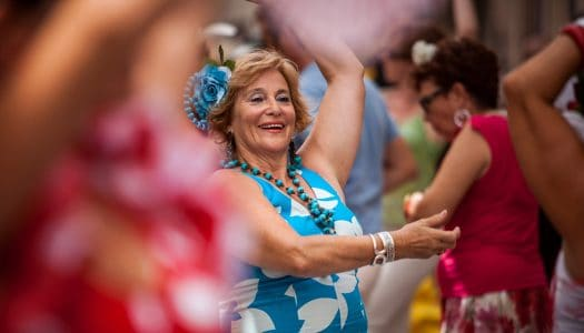 Discovering the Magic of Flamenco Fashion After 60