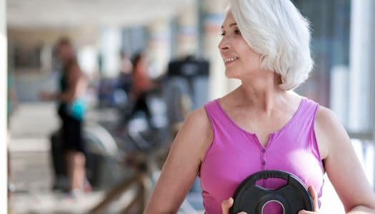 Healthy Aging: Muscle Mass and Its Relationship to Frailty