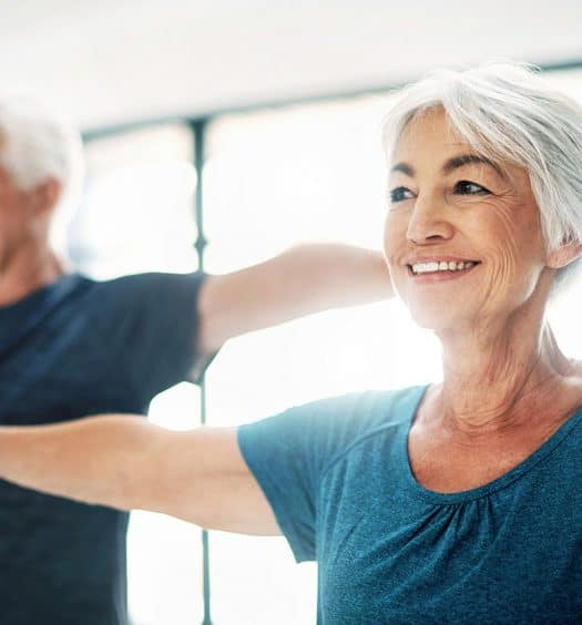 exercise program after 60