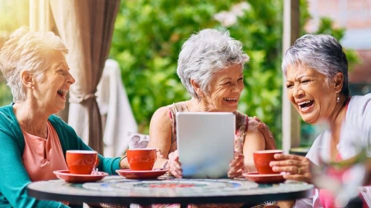 retirement life traditions