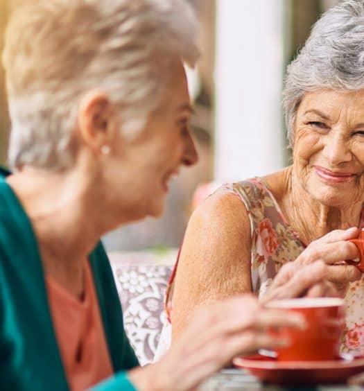 Tea Brings People Together
