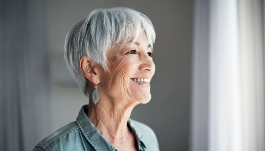 Luxurious Makeup for Grey Hair: You Love Your Hair, Now Love Your Look!