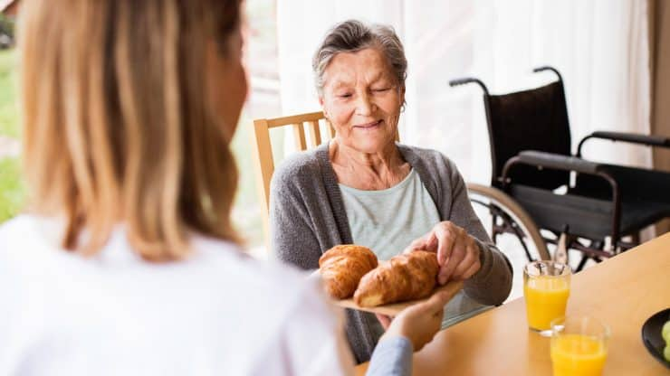 Caregivers Healthy Eating
