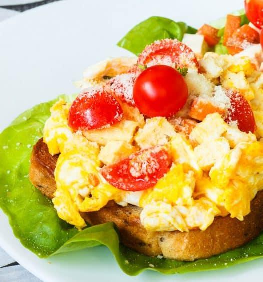 healthy eating breakfast options