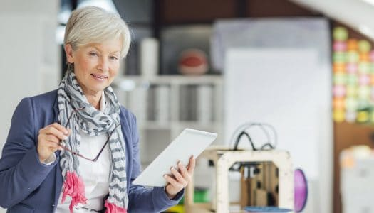 6 Ways for an Older Woman to Become a Successful Entrepreneur