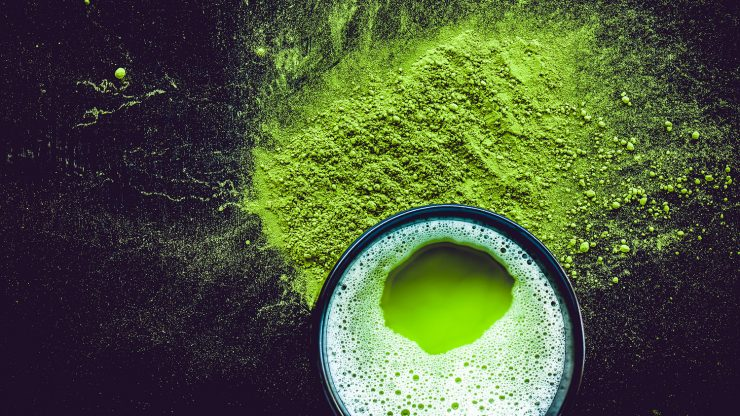 Matcha Green Tea a Daily Habit in Your 60s