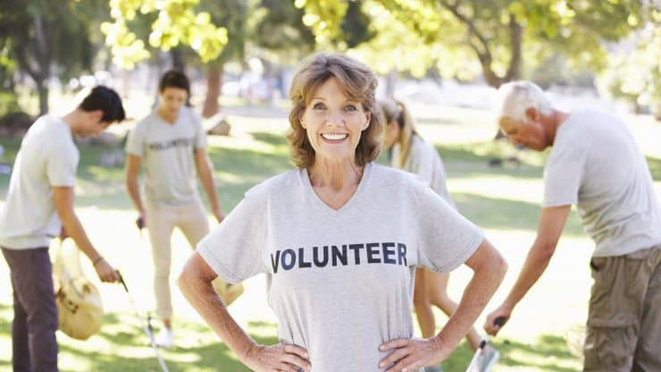 Volunteering in Your 60s