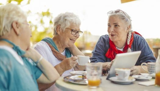 Reinventing How Women Over 60 Live in Retirement