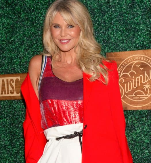 Christie Brinkley Says Her Four-Legged Friends Are the Secret to Feeling and Looking Young