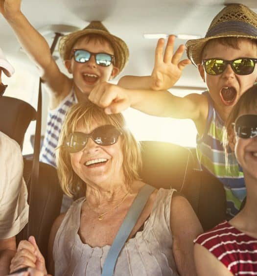 Traveling with Your Grandchildren