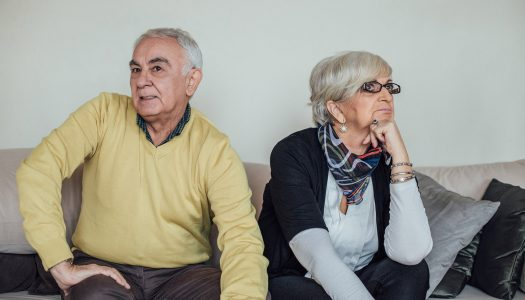 4 Ways to Reduce Divorce Anxiety if You Are in Your 50s, 60s or Better
