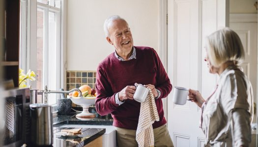 4 Ways to Thrive with a Retired Spouse