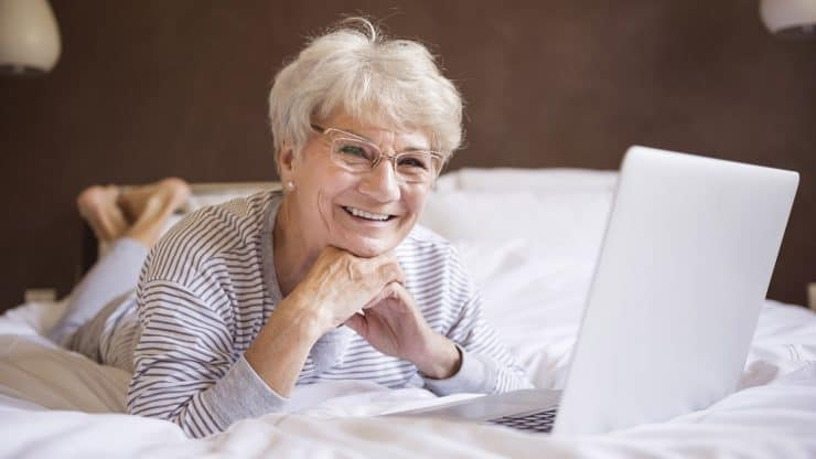 Work-at-Home-in-Retirement