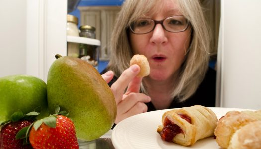 Do You Overeat to Avoid Wasting Food? It Could Stop You from Losing Weight After 60