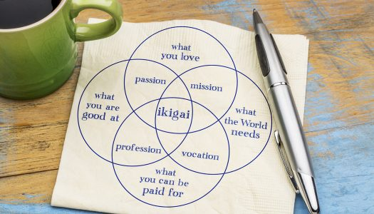 How Ikigai, a Japanese Key to Longevity, Will Add Purpose and Balance to Your Life After 60