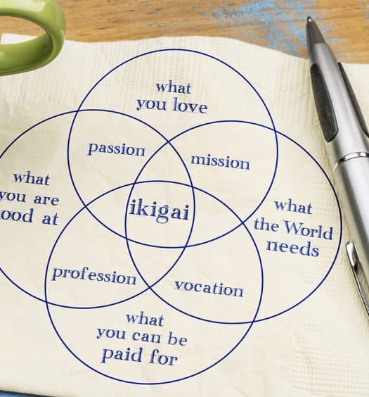 ikigai life after 60