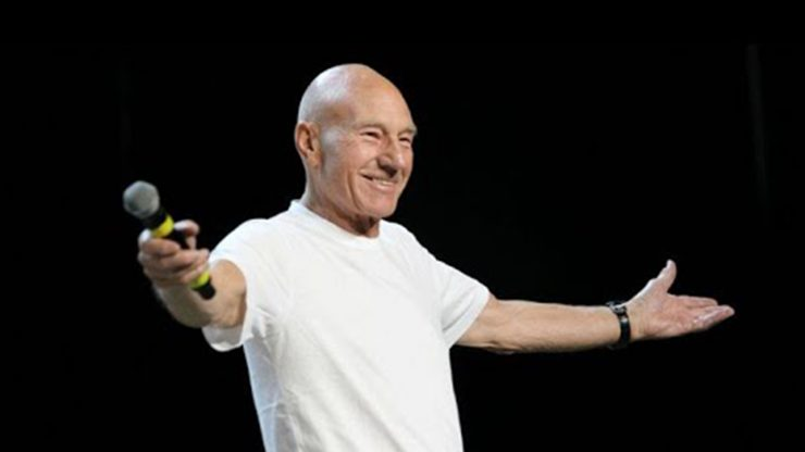 Patrick Stewart Returning to Star Trek