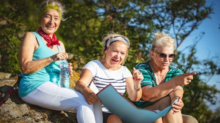Women-Over-60-Aging