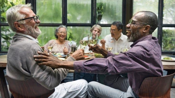 restaurant noise seniors
