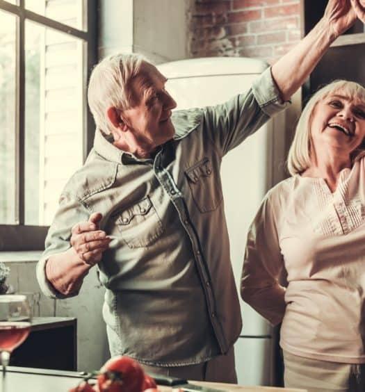 seniors rethinking life in empty nest