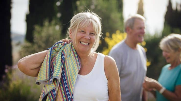 Ways to Stay Active After 60