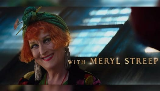 "Meryl Streep is Magical in ""Mary Poppins Returns"""