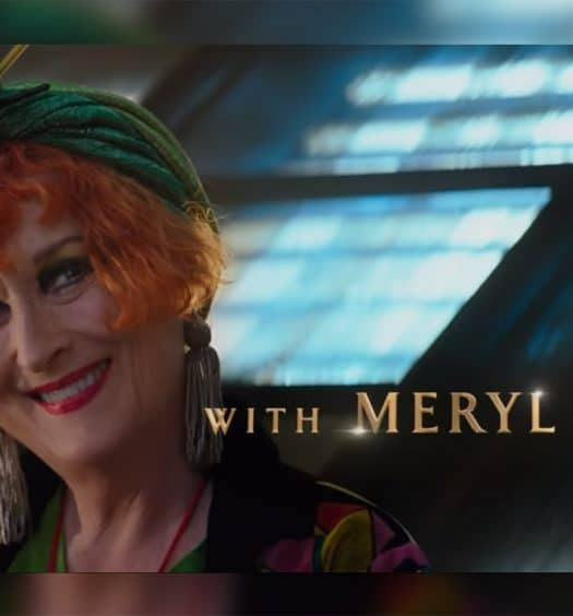 Marry Poppins Returns Meryl Streep