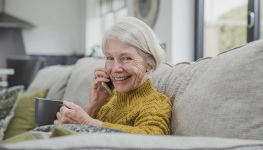 The Freedom of Independent Living After 60