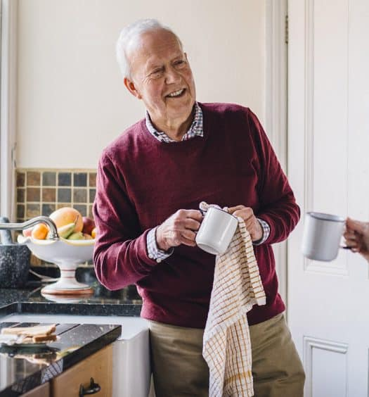 talking communicating after 60