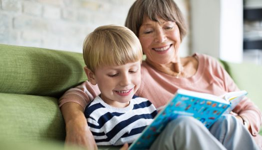 What Are the Best Books for 5 or 6 Year Olds? Here's What Grandmas Have to Say