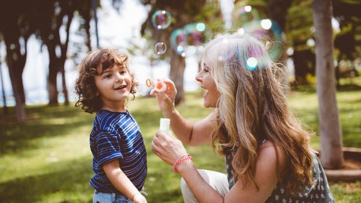Relationship with Your Grandchildren