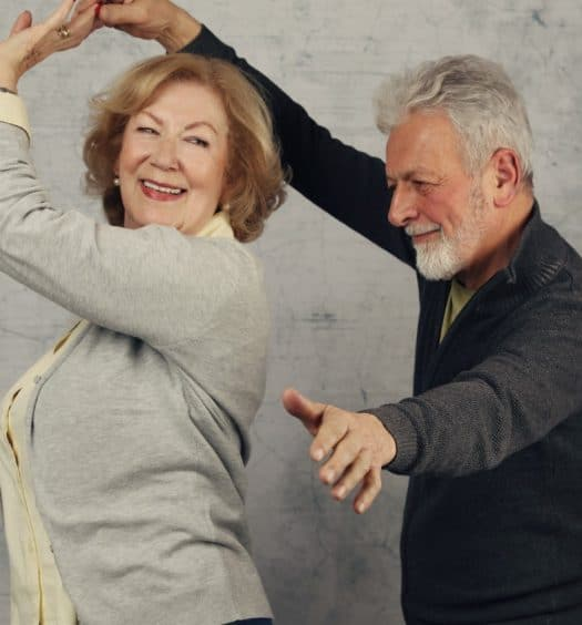 seniors dancing how to cut risk of dementia 2