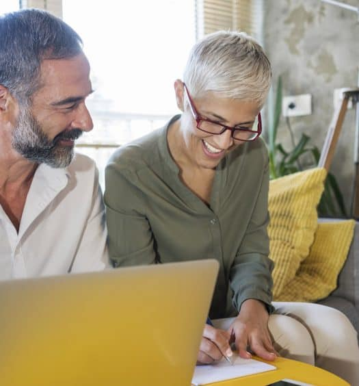 downsizing save for retirement
