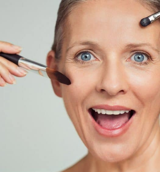 beauty industry over 50