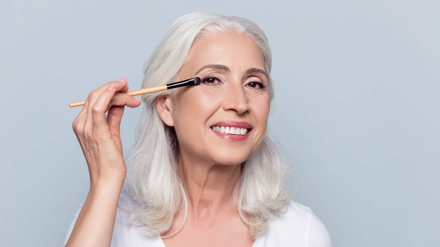 Forget the Anti-Aging BS! Makeup for Women Over 8 is About