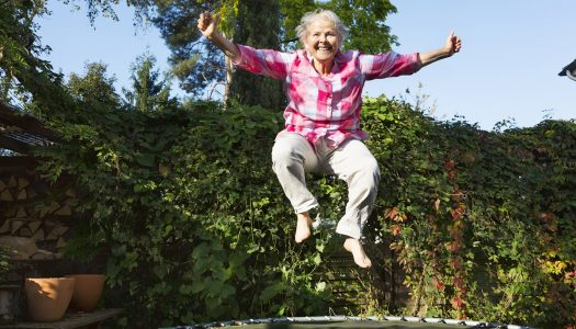 Rebounding: The Fun, Effective NASA Exercise That Can Help Women Over 60 Stay Healthy