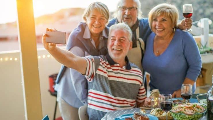 relax in retirement retreats
