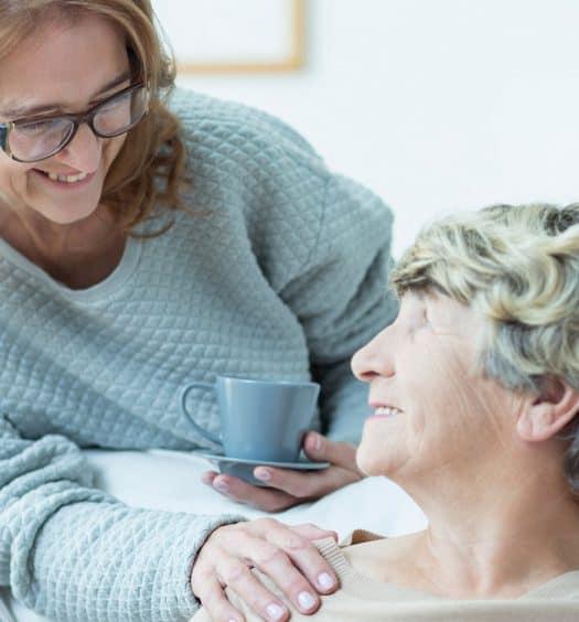 caregiving older relatives elderly