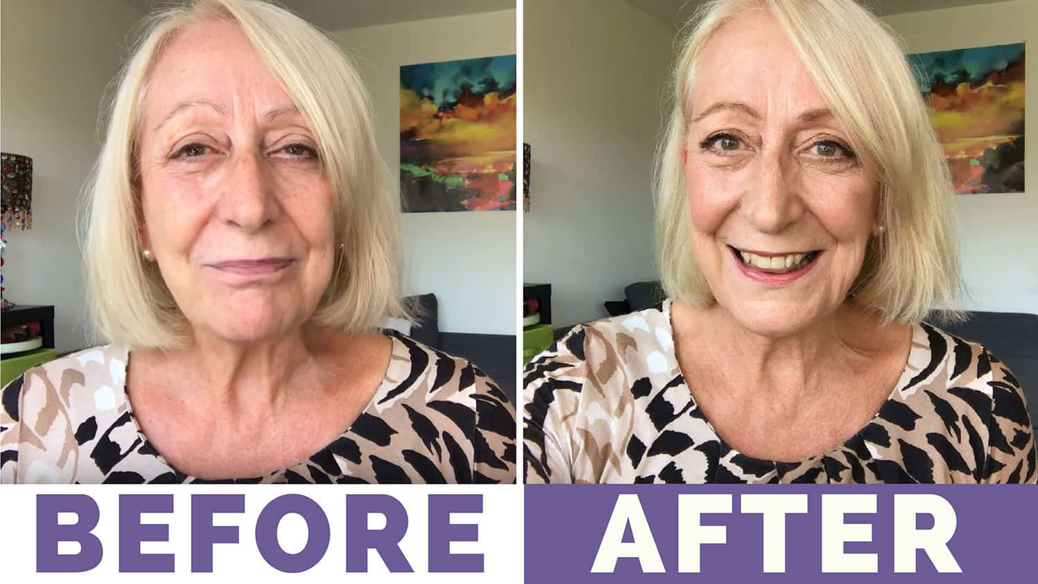 The Art of Subtle Makeup for Older Women – You Are Already