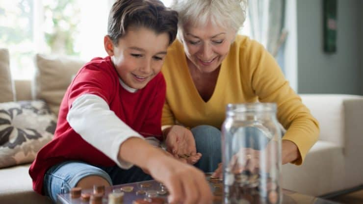 "4 Money Mistakes Will Kill My Image as ""Super Grandma"""
