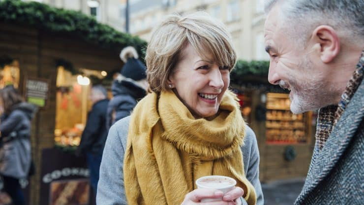 how to make friends over 60