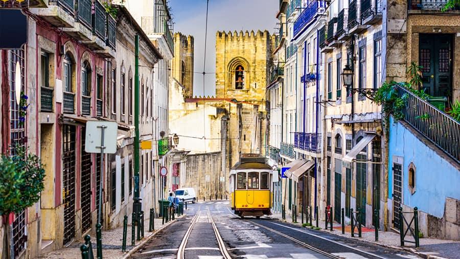 retirement destinations - lisbon