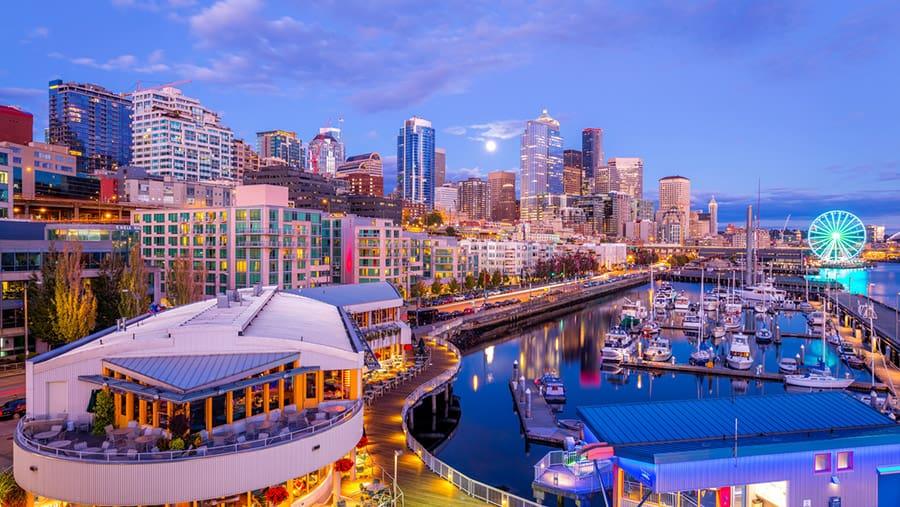 Retirement Destinations - Seattle