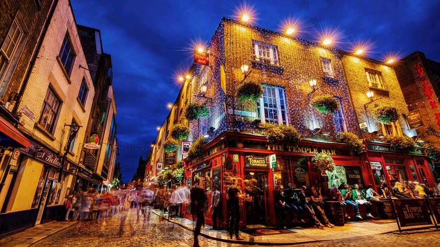 Retirement Destinations - Dublin