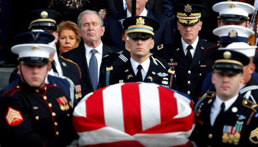6 Important Facts We Can Learn from the Funeral of President George H.W. Bush