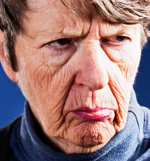 Grumpy-Old-Woman