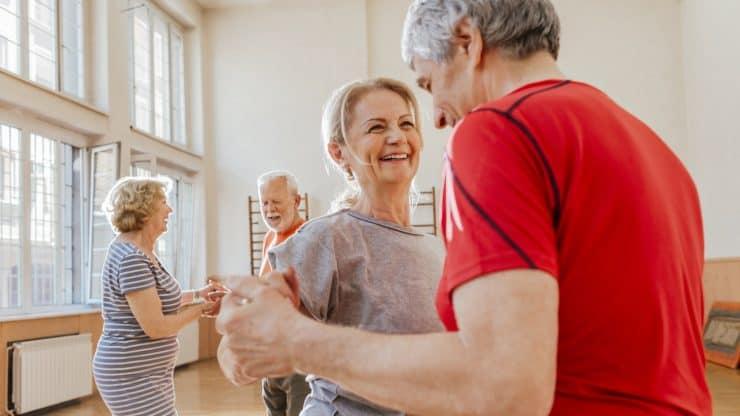 dancing healthy aging