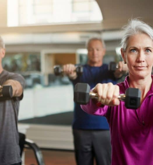 Building Muscle After 60